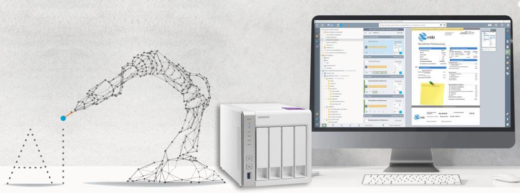 PaperOffice puede digitalizar sus documentos de forma rápida y sencilla para que trabajar con ellos sea más cómodo