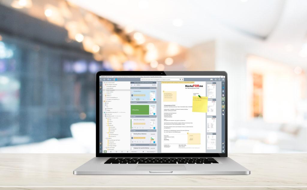 Sistema de gestión de documental PaperOffice para gastronomía y hostelería es la solución ideal